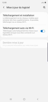 Samsung Galaxy Note10 - Appareil - Mises à jour - Étape 6