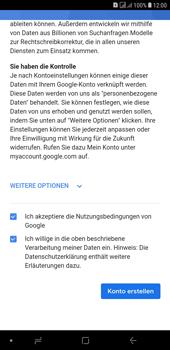 Samsung Galaxy J4+ - Apps - Konto anlegen und einrichten - Schritt 17
