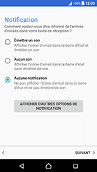 Sony Xperia X Performance (F8131) - E-mail - Configuration manuelle (yahoo) - Étape 11