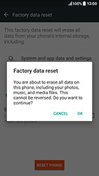 HTC HTC 10 - Device - Factory reset - Step 8