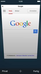 Apple iPhone 5c - iOS 8 - Internet und Datenroaming - Verwenden des Internets - Schritt 12