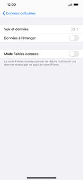 Apple iPhone 11 Pro Max - Réseau - Comment activer une connexion au réseau 4G - Étape 5