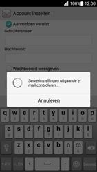 Huawei Ascend G630 - e-mail - handmatig instellen - stap 15