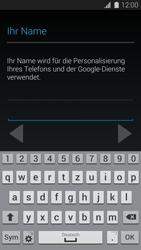 Samsung Galaxy S5 - Apps - Konto anlegen und einrichten - 2 / 2