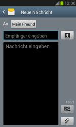 Samsung I8190 Galaxy S3 Mini - MMS - Erstellen und senden - Schritt 10
