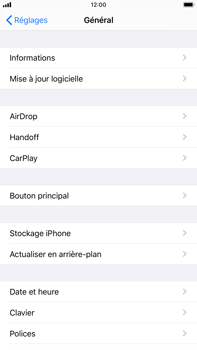 Apple iPhone 6s Plus - iOS 13 - Applications - Comment désinstaller une application - Étape 4