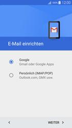 Samsung Galaxy A5 - E-Mail - Konto einrichten (gmail) - 1 / 1