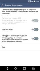 LG LG K8 - Internet et connexion - Utiliser le mode modem par USB - Étape 5