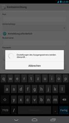 Huawei Ascend Mate - E-Mail - Konto einrichten - Schritt 17