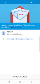 Samsung Galaxy S10 Plus - E-Mail - Konto einrichten (gmail) - Schritt 13