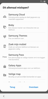 Samsung galaxy-note-8-sm-n950f-android-pie - Instellingen aanpassen - Nieuw toestel instellen - Stap 31
