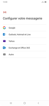 Samsung Galaxy A50 - E-mails - Ajouter ou modifier votre compte Gmail - Étape 8
