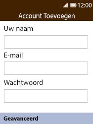 Nokia 8110 - E-mail - Account instellen (IMAP met SMTP-verificatie) - Stap 6
