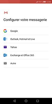 Huawei P Smart - E-mails - Ajouter ou modifier votre compte Gmail - Étape 7