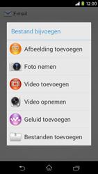 Sony Xperia M2 (D2303) - E-mail - E-mails verzenden - Stap 11