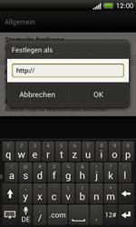HTC One SV - Internet und Datenroaming - Manuelle Konfiguration - Schritt 24