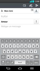 LG G2 - E-mail - Envoi d