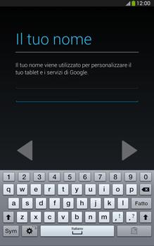 Samsung Galaxy Tab 3 8-0 LTE - Applicazioni - Configurazione del negozio applicazioni - Fase 6