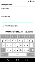 LG K10 (2017) (M250n) - E-mail - Account instellen (POP3 met SMTP-verificatie) - Stap 7