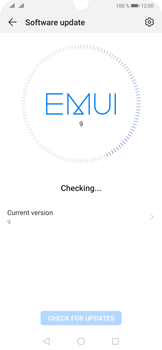 Huawei P30 Pro - Software - Installing software updates - Step 5