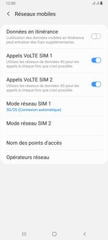 Samsung Galaxy A80 - Internet et connexion - Activer la 4G - Étape 6