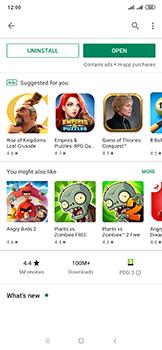 Xiaomi Mi Mix 3 5G - Applications - Installing applications - Step 16