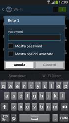 Samsung Galaxy S 4 Mini LTE - WiFi - Configurazione WiFi - Fase 7
