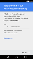 LG H525N G4c - Apps - Konto anlegen und einrichten - Schritt 11
