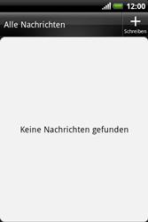 HTC Explorer - SMS - Manuelle Konfiguration - 4 / 9