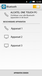 Alcatel OT-5036X Pop C5 - bluetooth - aanzetten - stap 7