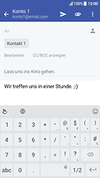 HTC 10 - E-Mail - E-Mail versenden - 10 / 20
