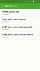 Samsung G925F Galaxy S6 Edge - Anrufe - Rufumleitungen setzen und löschen - Schritt 9