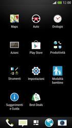 HTC One Mini - Internet e roaming dati - Disattivazione del roaming dati - Fase 3