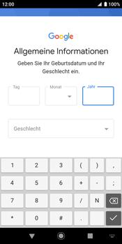 Sony Xperia XZ2 - Android Pie - Apps - Konto anlegen und einrichten - Schritt 9
