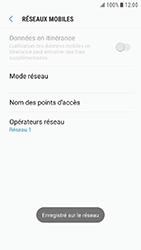 Samsung Galaxy Xcover 4 - Réseau - Sélection manuelle du réseau - Étape 11
