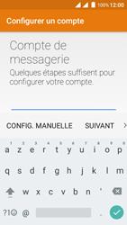 Wiko Freddy - E-mails - Ajouter ou modifier un compte e-mail - Étape 9
