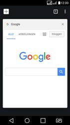 LG K4 (2017) (LG-M160) - Internet - Hoe te internetten - Stap 17