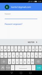 Huawei P9 - E-Mail - Konto einrichten (gmail) - 12 / 18
