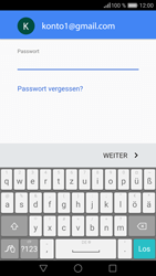 Huawei P9 - E-Mail - Konto einrichten (gmail) - Schritt 12