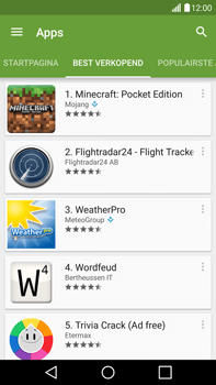 LG G4 (H815) - Applicaties - Downloaden - Stap 7