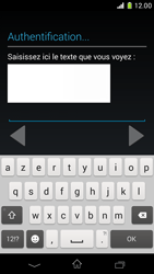 Sony Xperia Z1 Compact - Applications - Configuration de votre store d
