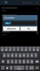 Samsung Galaxy S III Neo - Internet - Manuelle Konfiguration - 0 / 0