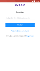 Nokia 8 - E-Mail - 032b. Email wizard - Yahoo - Schritt 8