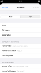 Apple iPhone 6s - iOS 14 - E-mail - Configuration manuelle - Étape 10