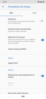 Nokia 6.2 - WiFi - Activez WiFi Calling - Étape 9
