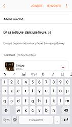 Samsung Galaxy A5 (2017) (A520) - E-mails - Envoyer un e-mail - Étape 17