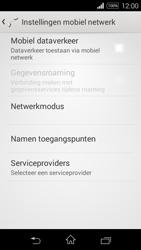 Sony D2203 Xperia E3 - Internet - Uitzetten - Stap 8