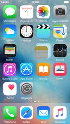 Apple iPhone SE - Prise en main - Personnalisation de votre écran d