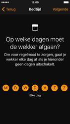 Apple iPhone SE - iOS 10 - iOS features - Bedtijd - Stap 6