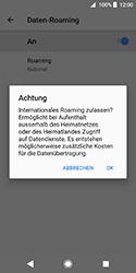 Sony Xperia XZ2 Compact - Ausland - Im Ausland surfen – Datenroaming - 11 / 14